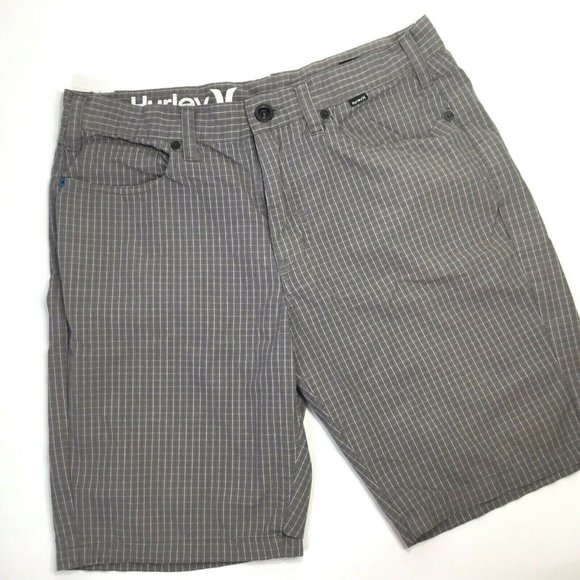 Hurley Other - Hurley~'84 Slim~Golf~Casual~Mens Shorts~Flat Front
